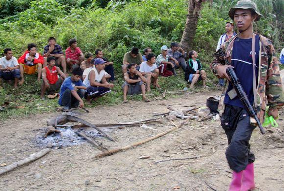 Įkaitai Filipinuose