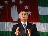 """Reuters""/""Scanpix"" nuotr./Abchazijos prezidentas Sergejus Bagapšas"
