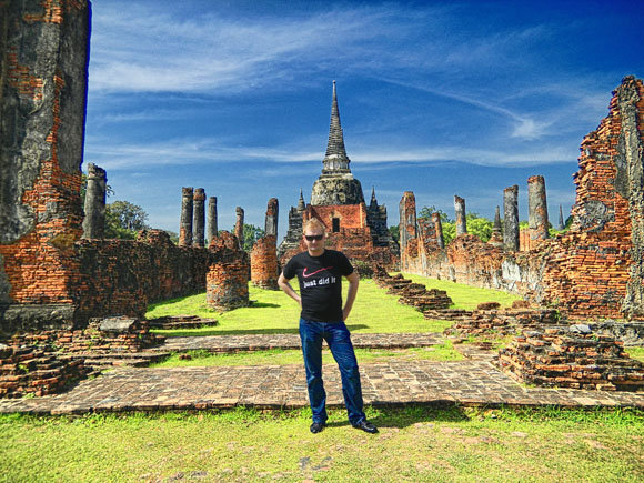 Nuotrauka iš asmeninio albumo/Ugnius Kiguolis Tailande