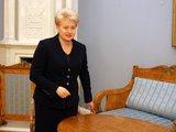 Juliaus Kalinsko/15 minučių nuotr./Dalia Grybauskaitė