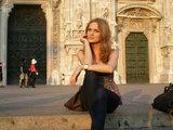 Nuotrauka iš asmeninio albumo/Asta Valentaitė Milane