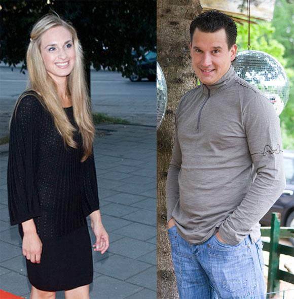 Renata Kutinaitė ir Karolis Sakalauskas