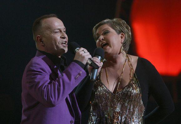 Kastytis Kerbedis ir Edita Mildažytė