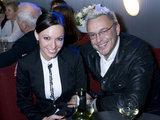 Viganto Ovadnevo nuotrauka/Oksana Zlatkovaitė ir Egmontas Bžeskas