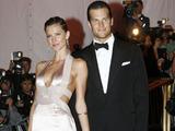 Gisele Bundchen su vyru Tomu Brady Scanpix nuotr.
