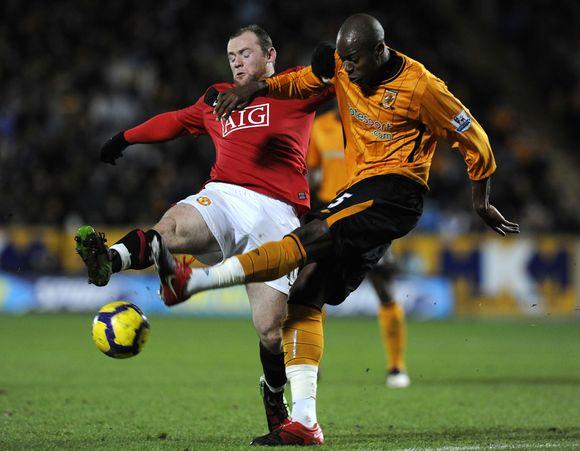 W.Rooney pelnė pirmąjį rungtynių įvartį.