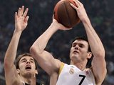 """""""Reuters""""/""""Scanpix"""" nuotr./D.Lavrinovičius pelnė 19 taškų, tačiau tai nuo nesėkmės komandos neišgelbėjo"""