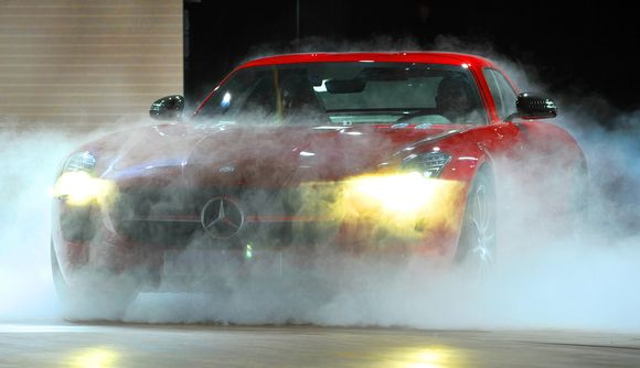 """""""Mercedes"""" naujasis modelis"""