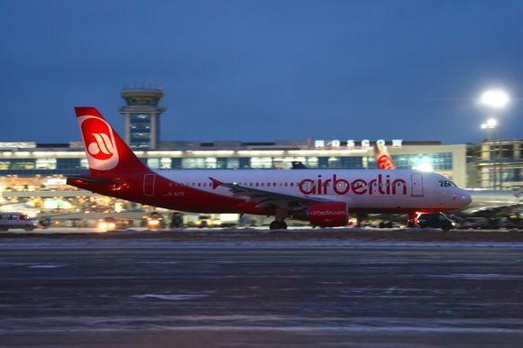 """Scanpix"" nuotr./""Air Berlin"""