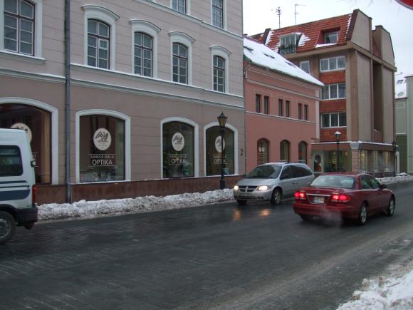 Klaipėdos savivaldybei sunku išnuomoti Tiltų gatvėje esančias patalpas.