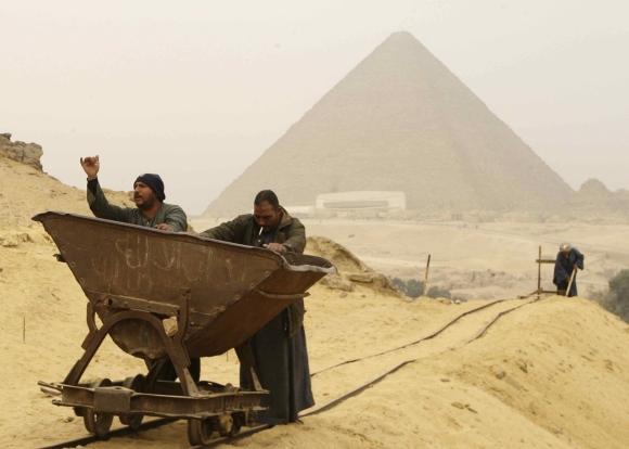 Naujausi radiniai keičia mūsų supratimą apie senovės Egiptą.