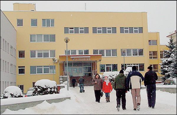 Alytaus S.Kudirkos ligoninę slegia didžiulės skolos.