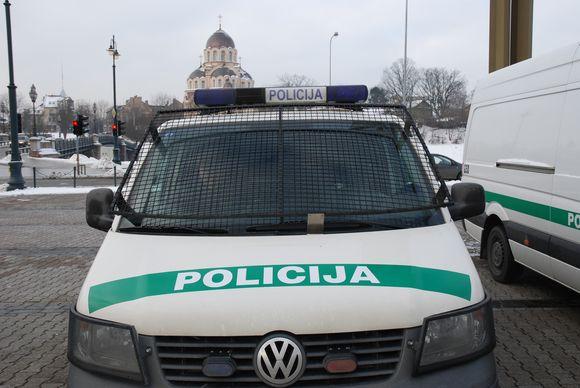 Riaušių metinės prie Seimo domino tik policiją ir žiniasklaidą.