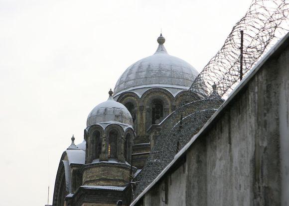 Dalia Grybauskaitė lankėsi Lukiškių kalėjime