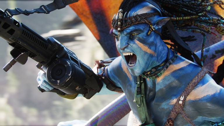 """""""Įsikūnijimas"""" (angl. """"Avatar"""")"""