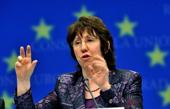 C.Ashton turi nedaug laiko pateikti naujosios ES diplomatinės tarnybos projektą.