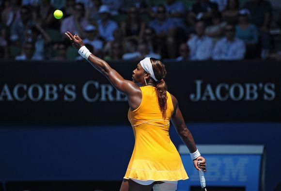 S.Williams finale tikisi apginti čempionės titulą