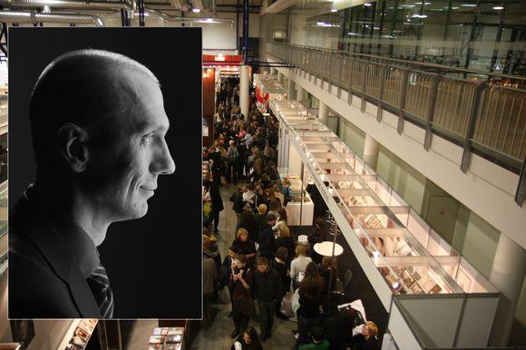 """Į šių metų mugę """"Vagos"""" kvietimu atvyks Baltijos šalyse gerai žinomas lektorius Peep Vain, knygos """"Svarbiausias klausimas"""" autorius."""