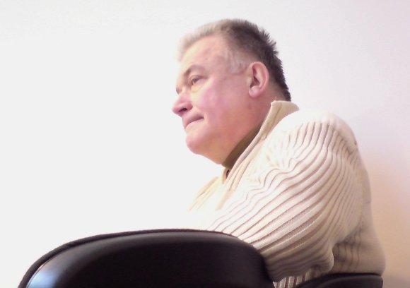 Sauliaus Chadasevičiaus/15min.lt nuotr./Bendrovės Jondro investicija direktoriaus postą užėmęs, bet realiai nevadovavęs J.Rutkauskas.