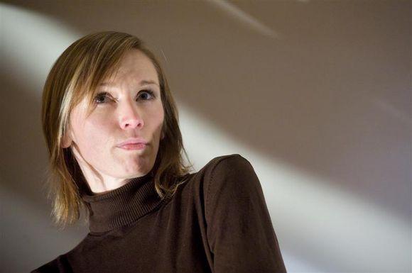 Aktorė Viktorija Kuodytė