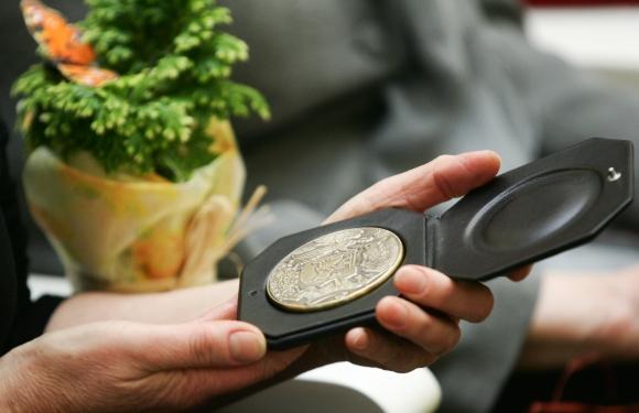 Lietuvos nacionalinės kultūros ir meno premijos atminimo medalis