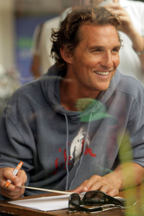 Scanpix nuotr./MatthewMcConaughey