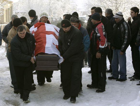 Tragiškai Vankuveryje žuvusio rogutininko kūnas pasiekė Gruziją