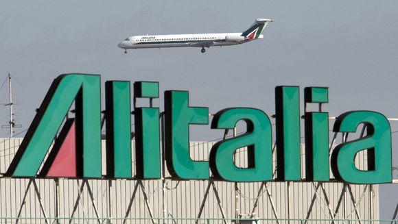 """""""Alitalia"""""""
