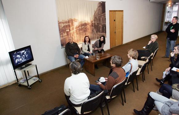 Festivalio filmai bus rodomi M.Žilinsko dailės galerijoje