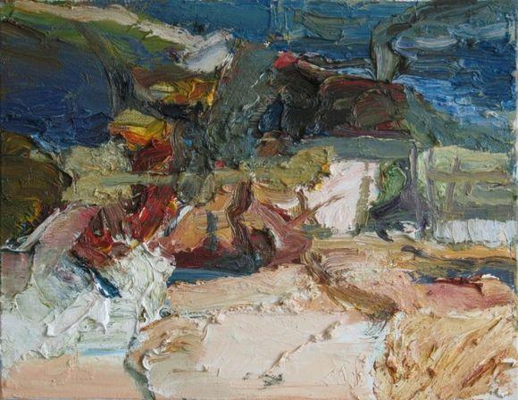 L.Gelumbausko paveikslas