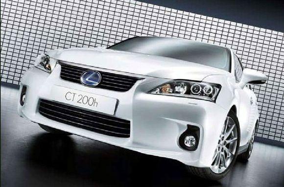 """""""Lexus CT 200h"""""""