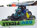 xteam.lt nuotr./Slidinėjimas JAV sniego parkuose