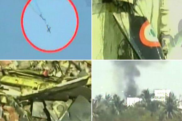 Lėktuvo katastrofa Hyderabade, Indijoje