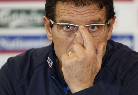 F.Capello teigia, jog futbolininkų skandalai kenkia rinktinės žaidimui