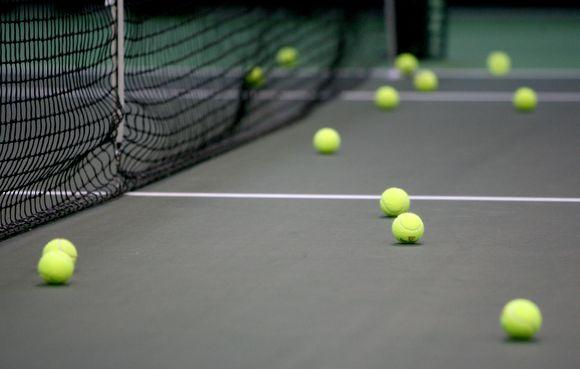 Tenisas, kamuoliukas