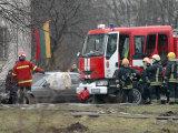 15min.lt archyvo nuotr./2007-ųjų kovo 11-osios tragedijos akimirka