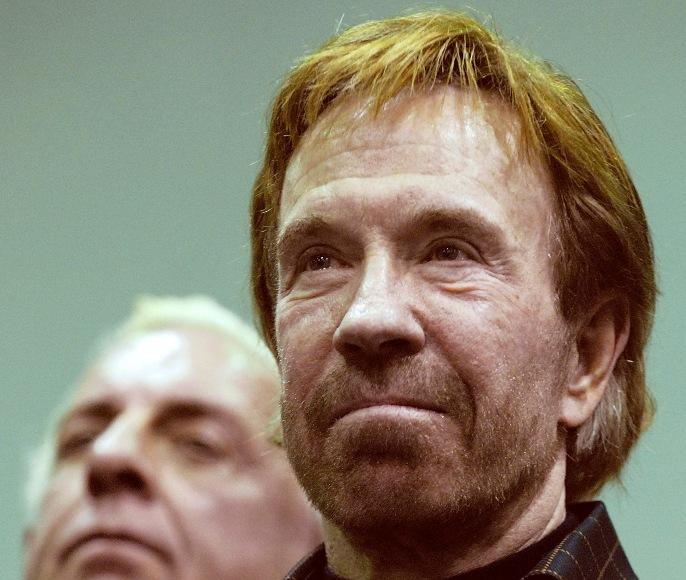 Chuckas Norrisas