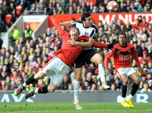 """Manchester United"" pergalė"