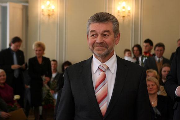Profesorius Juozas Pundzius