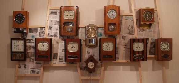 Ekspozicijoje bus demonstruojami žmonių padovanoti laikrodžiai.