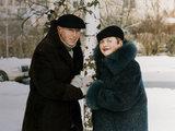 Nuotrauka iš asmeninio albumo/Aleksas Lemanas su žmona