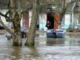 15min.lt skaitytojo Povilo Slavinsko nuotr./Potvynis Rusnėje