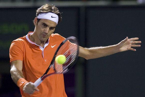 R.Federeris netikėtai turėjo pripažinti prie favoritų nepriskirto varžovo pranašumą