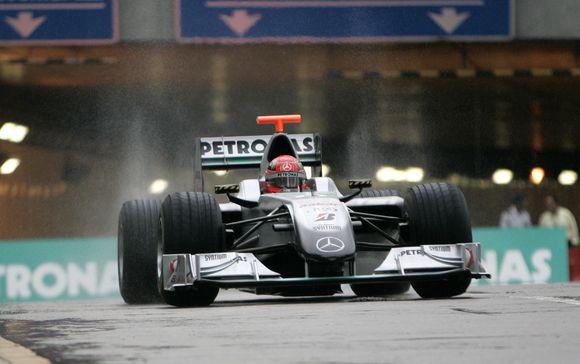 """Anot N.Haugo, visiškai baigti tobulinti """"Mercedes"""" bolidai turėtų būti iki gegužės 9 dienos lenktynių Barselonoje"""