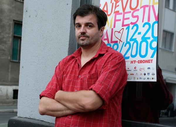 """Filmo """"Juodasis būrys"""" (""""The Blacks"""") režisieriusZvonimir Juric"""