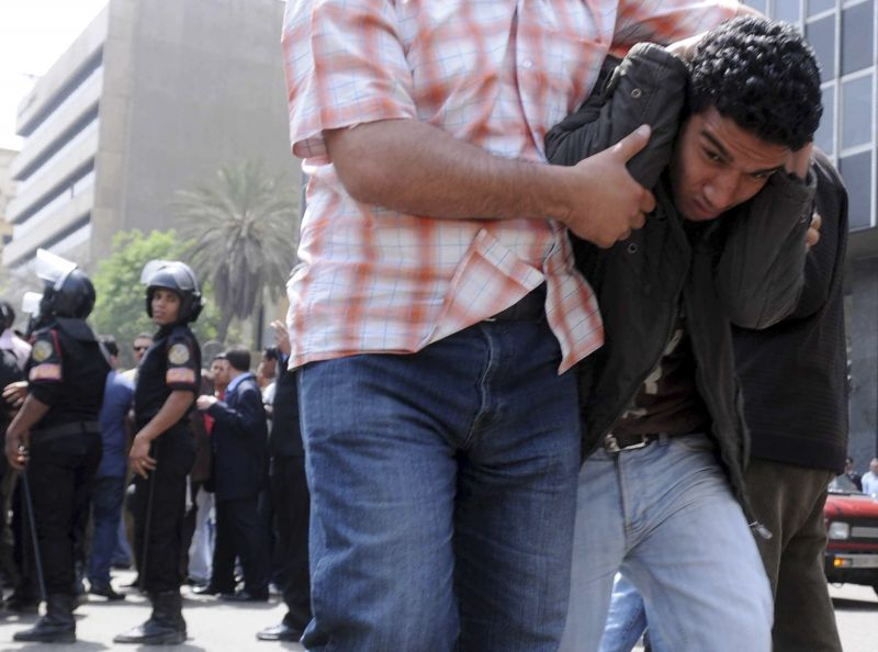 Kaire – opozicijos protestas