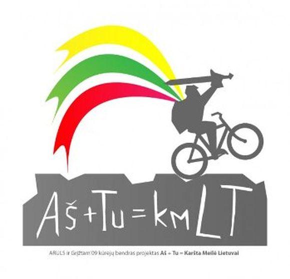 Žygio logotipas