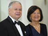 """Reuters""/""Scanpix"" nuotr./Lechas Kaczynskis ir jo žmona Maria"