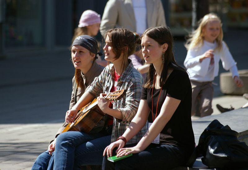 """Kauniečiai kviečiami registruotis į """"Gatvės muzikos dienos"""" renginius"""
