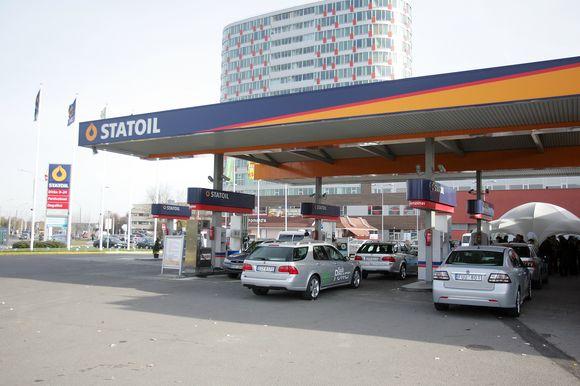"""Statoil"" degalinė"